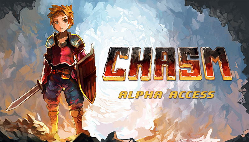 chasm_alpha_access